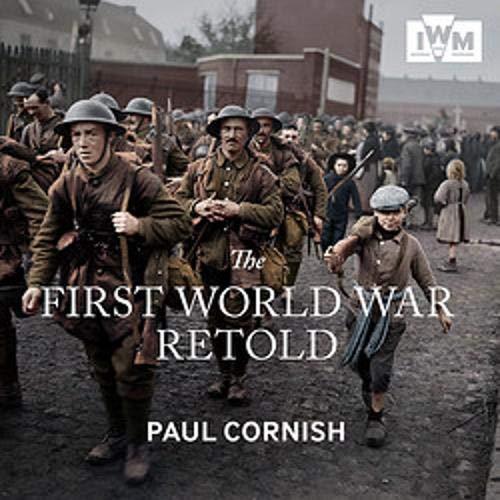The First World War Retold cover art