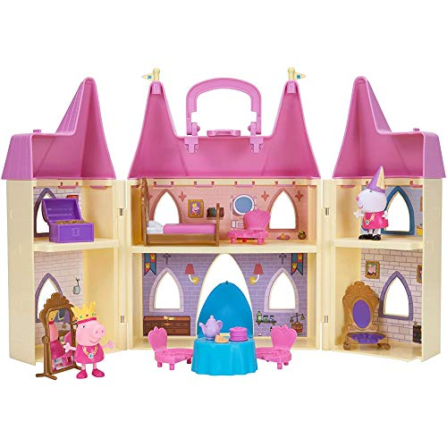 Peppa Pig s Princess Castle Deluxe Playset