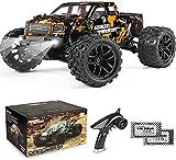 HAIBOXING Ferngesteuertes Auto 4WD RC Auto 36 km/h Hochgeschwindigkeits 1/18 Monstertruck 2.4GHz All Terrain Wasserdicht Rennauto Geländewagen RC Crawler Spielzeug Geschenk für Kinder Erwachsene