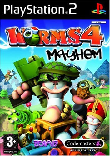 Worms 4 ~ Mayhem ~