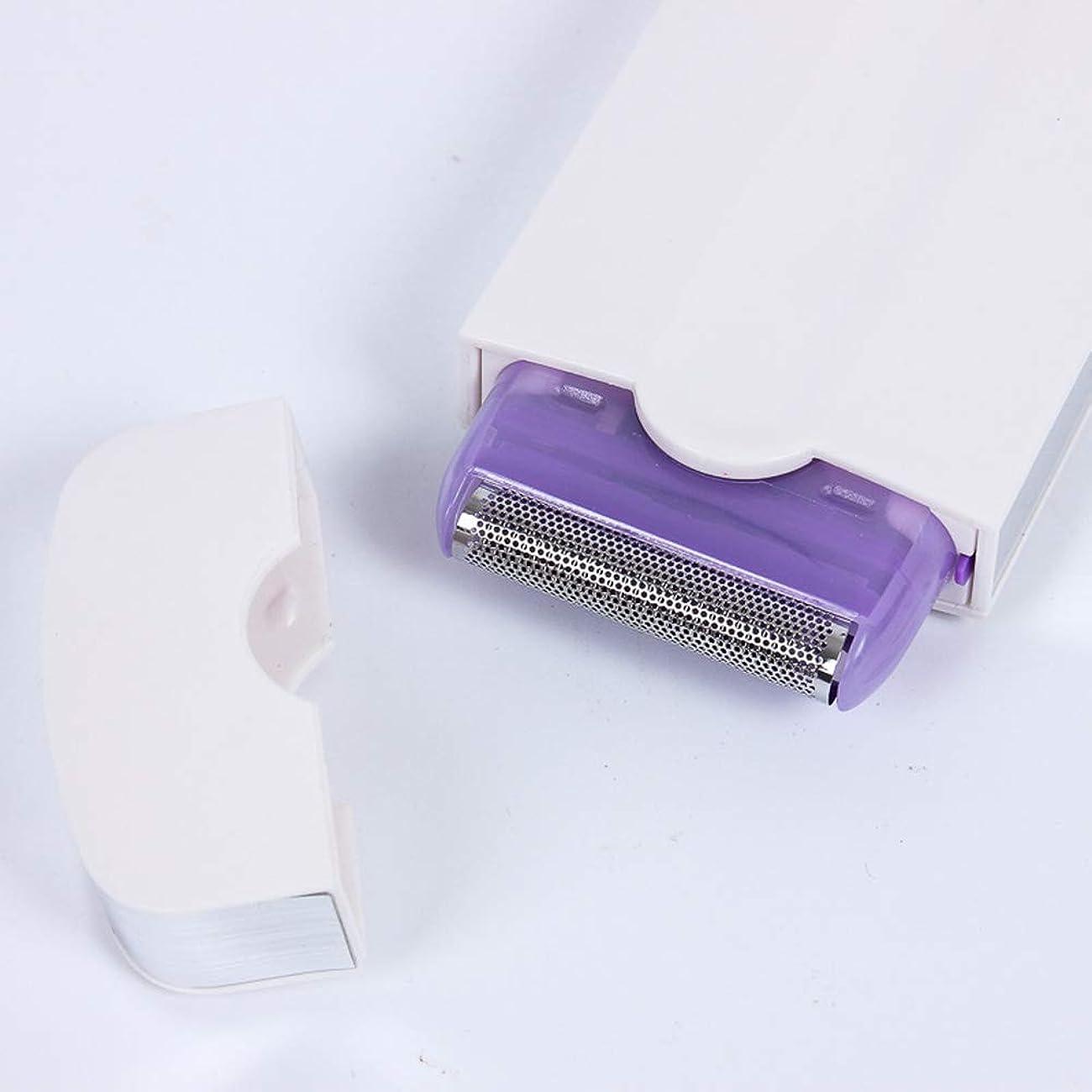 ブルーレイ誘導シェーバーレディ脱毛器レーザー痛みのない脱毛脱毛シェーバー電動脱毛器具