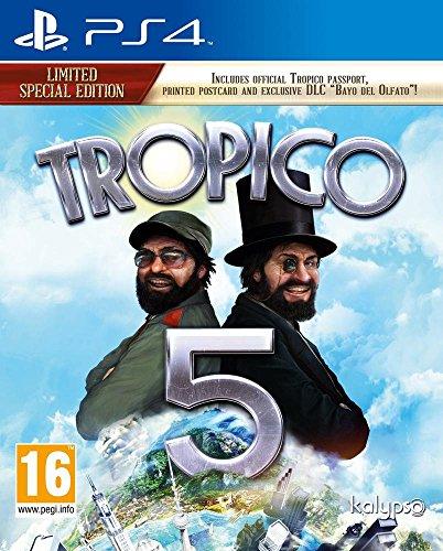 TROPICO 5 PS4 MIX