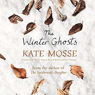 The Winter Ghosts cover art