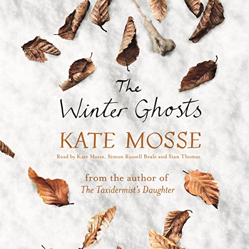 The Winter Ghosts audiobook cover art