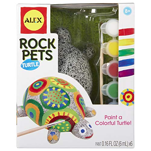 Alex Craft Rock Pets Turtle Kids Art and...