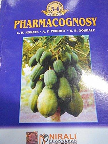 PHARMACOGNOSY 54TH /ED
