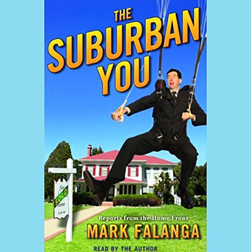 The Suburban You audiobook cover art