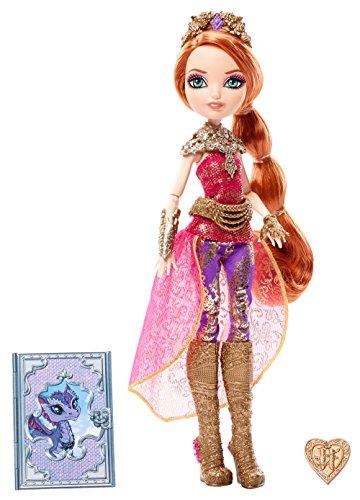 Ever After High Mattel Dragon Games - Bambola Holly O'Hair