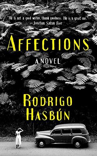 Image of Affections: A Novel