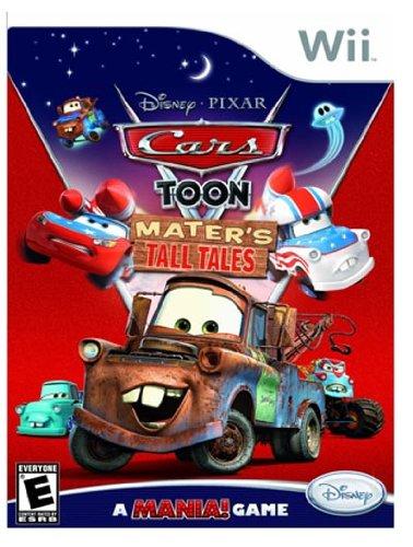 Wii - Cars Toon: Martin se la raconte - [PAL ITA - MULTILANGUAGE]