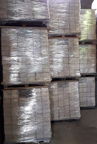 Hotblocks Seasonal offer wood briquettes full pallet 1000kg = 1200 briquettes. Each pack contains 24 eco logs. Less than 10% moisture. Therefore ready to burn. Made by us here in the UK.