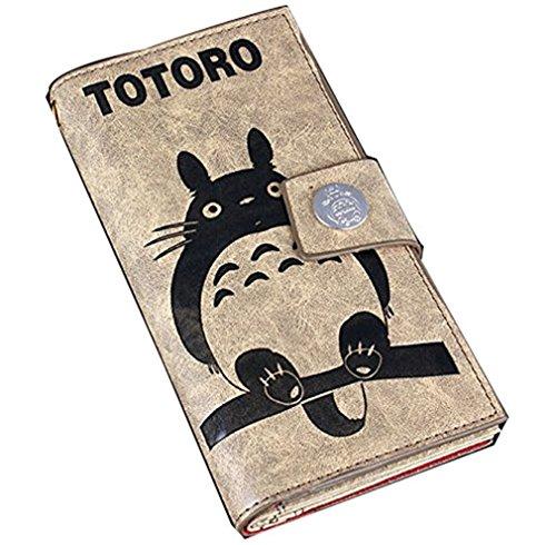 Itas-dessin anime, Unisex Herren-Geldbörse Totoro
