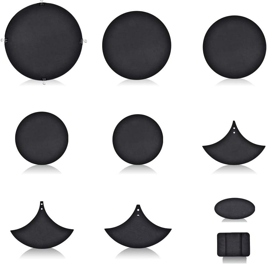 Easy-to-use 10pcs Drum Silencer Practice Rubber Pad Foam Omaha Mall Mute