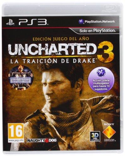 Uncharted 3: La Traición De Drake - Game Of The Year Edition