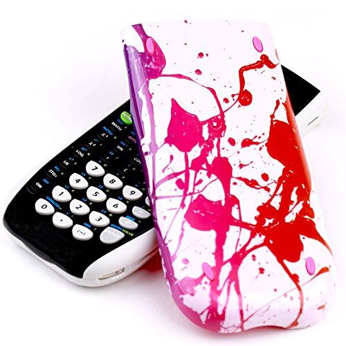 Guerrilla Hard Slide Case-Cover for TI-84 Plus, TI 84-Plus C Silver Edition, TI-89 Titanium Graphing Calculator, Splash Photo #6