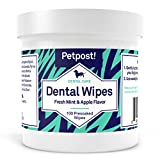PetPost Dental Wipes