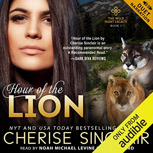 Hour of the Lion: The Wild Hunt Legacy Series, Book 1