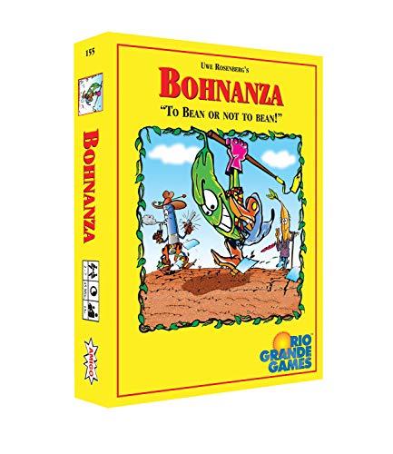 Rio Grande Games Bohnanza (versión en inglés)