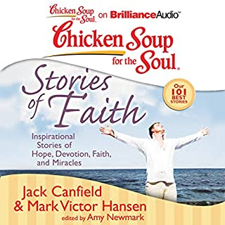 Chicken Soup for the Soul: Stories of Faith audiobook cover art