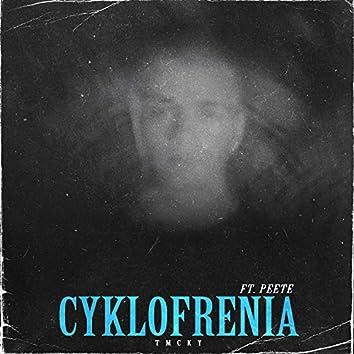 Cyklofrenia (feat. Peete)