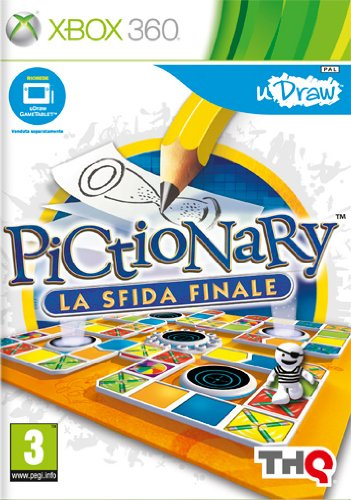 THQ Pictionary Ultimate Edition, Xbox 360 - Juego (Xbox 360)