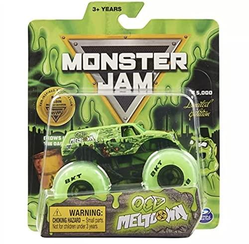 Monster Jam OCD Meltdown 1:64 Scale 1/5000