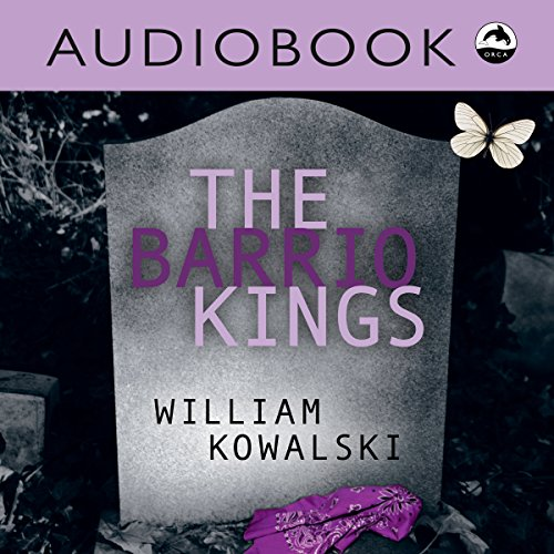 The Barrio Kings audiobook cover art