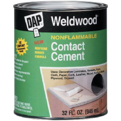 DAP 7079825336 Contact Cement, Gallon, Natural