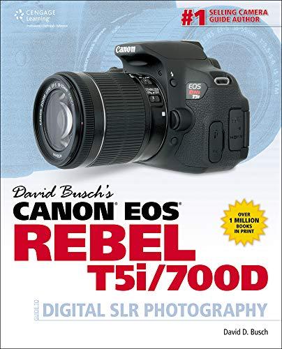 DAVID BUSCHS CANON EOS REBEL T (David Busch's Digital Photography Guides)