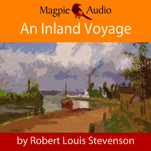 An Inland Voyage audiobook cover art