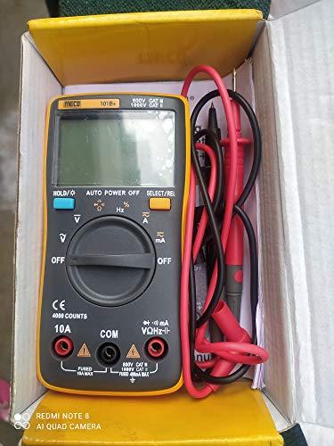 MECO 101B+ Digital Multimeter Pocket Size