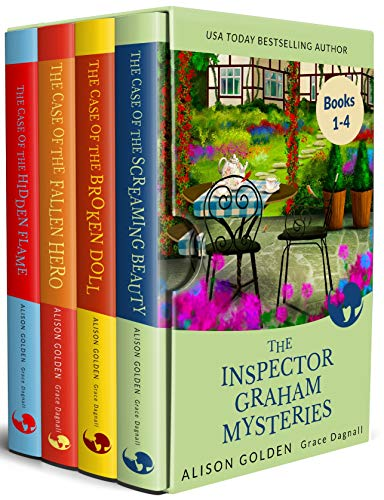 The Inspector Graham Mysteries: Books 1-4 (The Inspector David Graham Series Boxset Book 1)