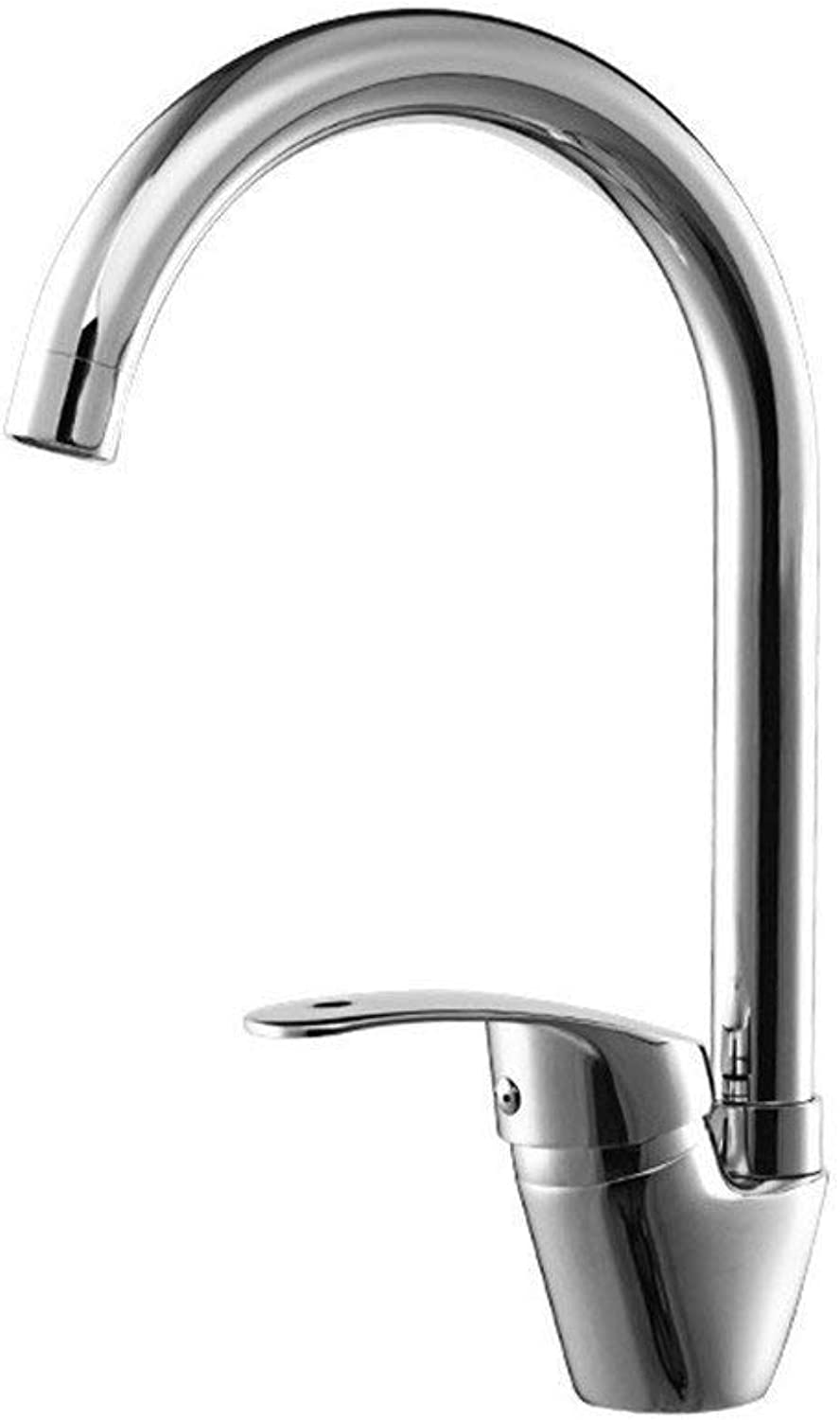 Oudan All Copper Kitchen Faucet Faucet Kitchen Wash Water Faucet (color   -, Size   -)