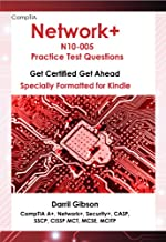 CompTIA Network+ N10-005 Practice Test Questions (Get Certified Get Ahead)
