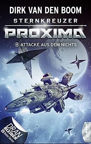 Sternkreuzer Proxima - Attacke aus dem Nichts: Folge 8