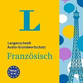 Langenscheidt Grundwortschatz Französisch Titelbild