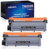 Wewant Toner TN 2320 Reemplazo para Brother TN2320 TN2310 Cartucho de...