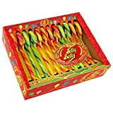 Jelly Belly Candy Canes - Orange, Very Cherry, Green Apple (12) …