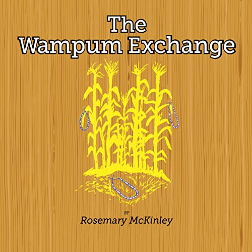 The Wampum Exchange audiobook cover art