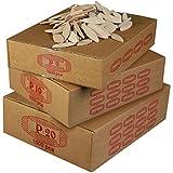DART 5553 Galletas de ensamblaje, color beis