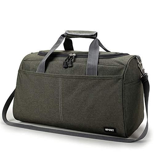 Bolso de hombroHot Sports Travel Bag Training Gym Bolsas para Hombres Mujer...