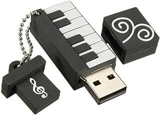FAgdsyigao 512MB//1G//2G//4G//8G//16G//32G//64G Santa Claus Pattern U Disk USB Flash Drive Memory Stick for PC Computer 64G