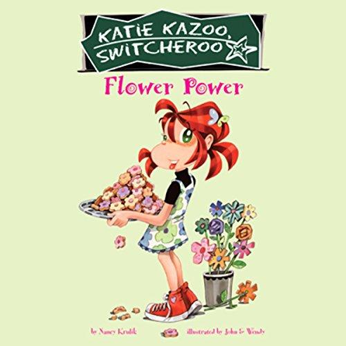 Flower Power audiobook cover art