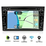 YUNTX Android 8.1 Autoradio Compatible avec Opel Astra/Vectra/Zafira | GPS 2 Din | Caméra arrière et Canbus GRATUITES | 7 Pouces | 2GB/32GB | DVD | Dab+ | SD | USB | 4G | WLAN |Bluetooth|MirrorLink