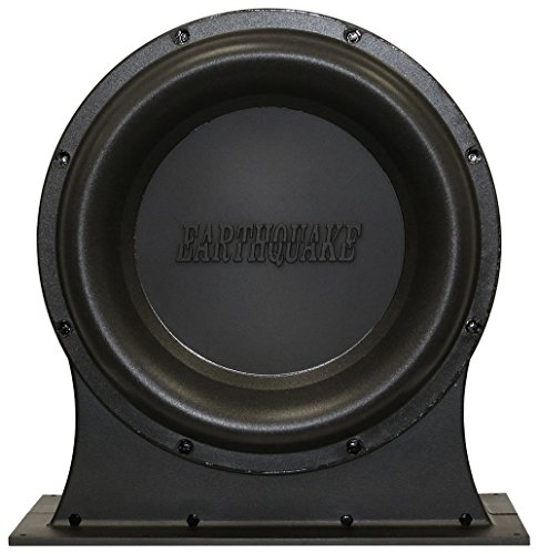 Earthquake Sound PUMP-12 Module de radiateur Double Passif avec klaxon 30,5 cm