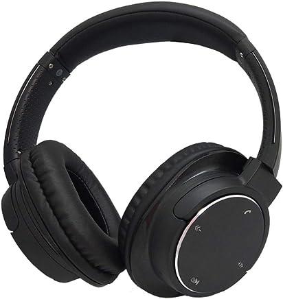 91ed0c6253490c SanQing Auricolare Bluetooth Senza Fili con Memoria Morbida - Protezioni per  Le Orecchie, Microfono Incorporato