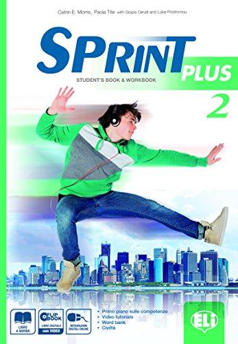 Sprint plus. The Canterville Ghost. Con e-book. Con espansione online. Per la Scuola media: Sprint plus. Per la Scuola media. Con e-book. Con espansione online [Lingua inglese]: 2