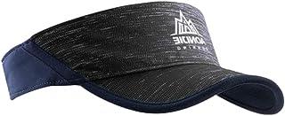 BESPORTBLE Sport Cap Summer Quick Dry Visor Hat Sun Hat UV Protection Outdoor Cap for Men Women Outdoor Running Camping Grey