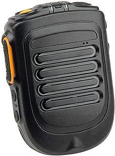 DestinyBliss Bluetooth Version 4.2 Walkie Talkie Handheld Wireless PTT Hand Microphone