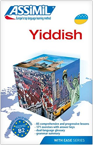 Yiddish: Yiddish for English-speakers: Yddish Self-Learning Method (With Ease)